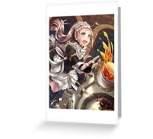 Fire Emblem Fates - Felicia Greeting Card