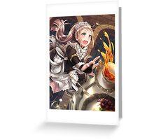Fire Emblem Fates - Felicia Greeting Card