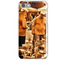 """The 8th Annual Clinch River Spring Antique Fair ""... prints and products iPhone Case/Skin"