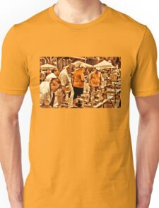 """""""The 8th Annual Clinch River Spring Antique Fair """"... prints and products Unisex T-Shirt"""