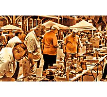 """The 8th Annual Clinch River Spring Antique Fair ""... prints and products Photographic Print"