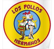 Los Pollos Hermanos logo Poster