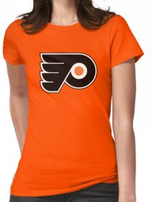 philadelphia flyers Womens Fitted T-Shirt