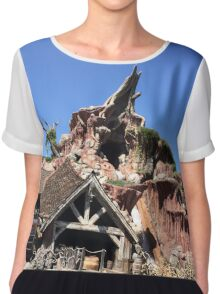 The Laughing Place Chiffon Top