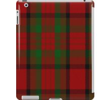 00356 Tipperary County District Tartan  iPad Case/Skin