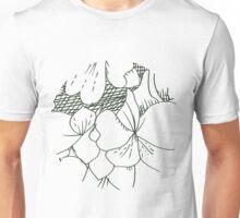 Flowers all-over Unisex T-Shirt