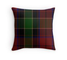 00359 Waterford Tartan  Throw Pillow