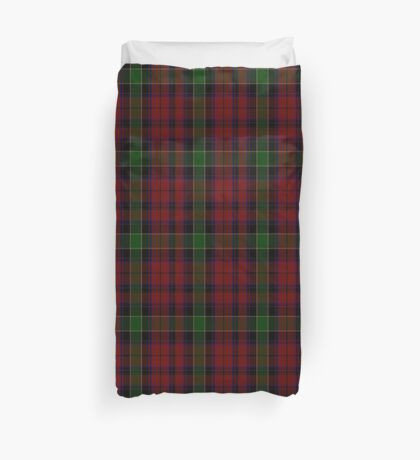 00359 Waterford Tartan  Duvet Cover