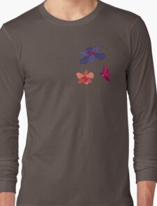 Orchid Opus  Long Sleeve T-Shirt