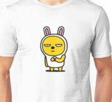 KakaoTalk Friends Muzi & Con (Waiting Patiently) Unisex T-Shirt