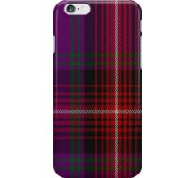 00369 Arran Fashion Tartan  iPhone Case/Skin