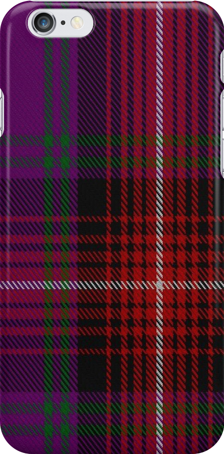 00369 Arran Fashion Tartan  by Detnecs2013