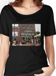 """""""Burrville Antiques""""... prints and products Women's Relaxed Fit T-Shirt"""