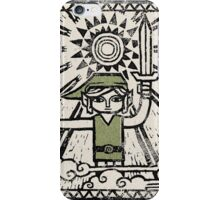 The Hero of Time and Wind iPhone Case/Skin