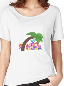 Chicka Chicka Boom Boom Women's Relaxed Fit T-Shirt