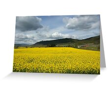 Land of Alsace Greeting Card