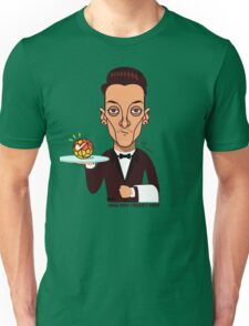 How may I assist you? Unisex T-Shirt