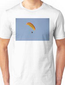 Soaring Paraglider Unisex T-Shirt