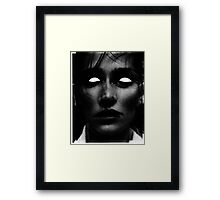 MURDER THEME #04 Framed Print