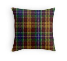 00373 Isle of Arran Tartan  Throw Pillow