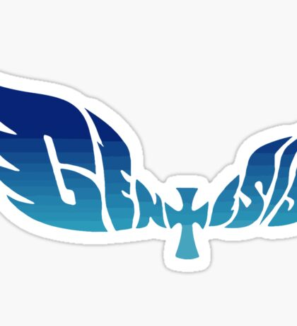 Air Gear Genesis Stiker Sticker
