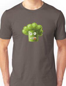 Funny Broccoli Pattern Unisex T-Shirt