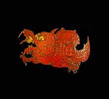 Den Draak by Gilberte