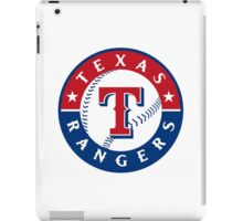 texas rangers iPad Case/Skin