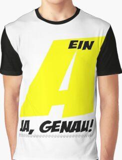 Ein A - Ja, genau! Graphic T-Shirt