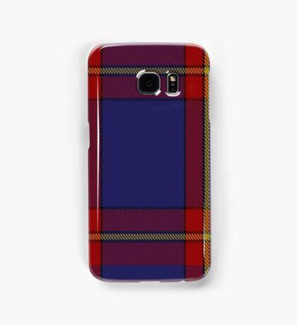 00377 Salvation Army Dress Tartan  Samsung Galaxy Case/Skin