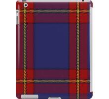 00377 Salvation Army Dress Tartan  iPad Case/Skin