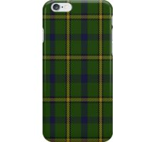 00378 Salvation Army Hunting Tartan  iPhone Case/Skin