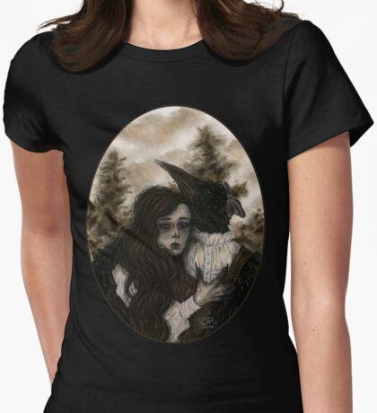 La Mia Nuova Compagna Di Giochi Womens Fitted T-Shirt
