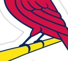st louis cardinals Sticker