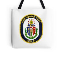 LCS-11 USS Sioux City Tote Bag
