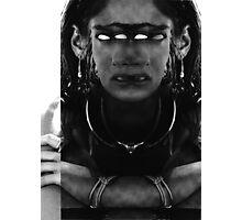 MURDER THEME #21 Photographic Print