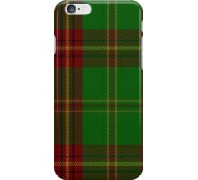 00384 Beard Family Portrait/Artifact Tartan  iPhone Case/Skin