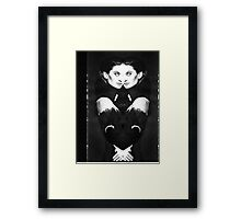 MURDER THEME #22 Framed Print