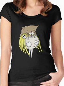 Lenore Women's Fitted Scoop T-Shirt