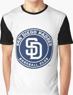 san diego padres Graphic T-Shirt