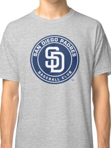 san diego padres Classic T-Shirt