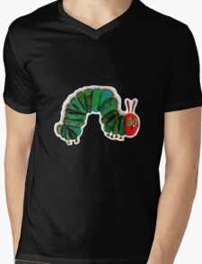 The Very Hungry Caterpillar  Mens V-Neck T-Shirt
