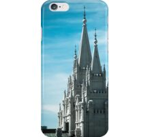 Salt Lake Spire iPhone Case/Skin