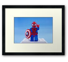 """Hey Everyone!"" Framed Print"