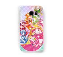 Sailor Senshi Dots Version Samsung Galaxy Case/Skin