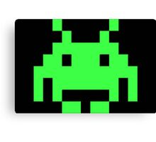 Space invaders Merchandise! Canvas Print