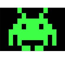 Space invaders Merchandise! Photographic Print