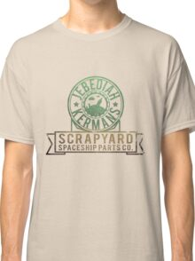 Kerbal Space Program - Jebs Scrapyard Classic T-Shirt