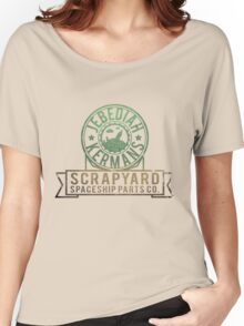 Kerbal Space Program - Jebs Scrapyard Women's Relaxed Fit T-Shirt