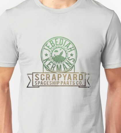 Kerbal Space Program - Jebs Scrapyard Unisex T-Shirt